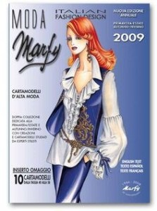 Marfy Catalogue 2009