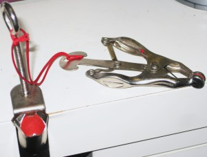 Third hand bird and clamp